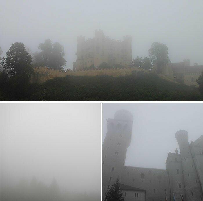 """""""Я летел в Германию больше 10 часов, чтобы увидеть замок Нойшванштайн"""""""