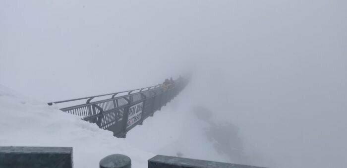 """""""Полетел на другой континент, в Швейцарию, чтобы посмотреть на мост на леднике 3000. Ничего особенного"""""""