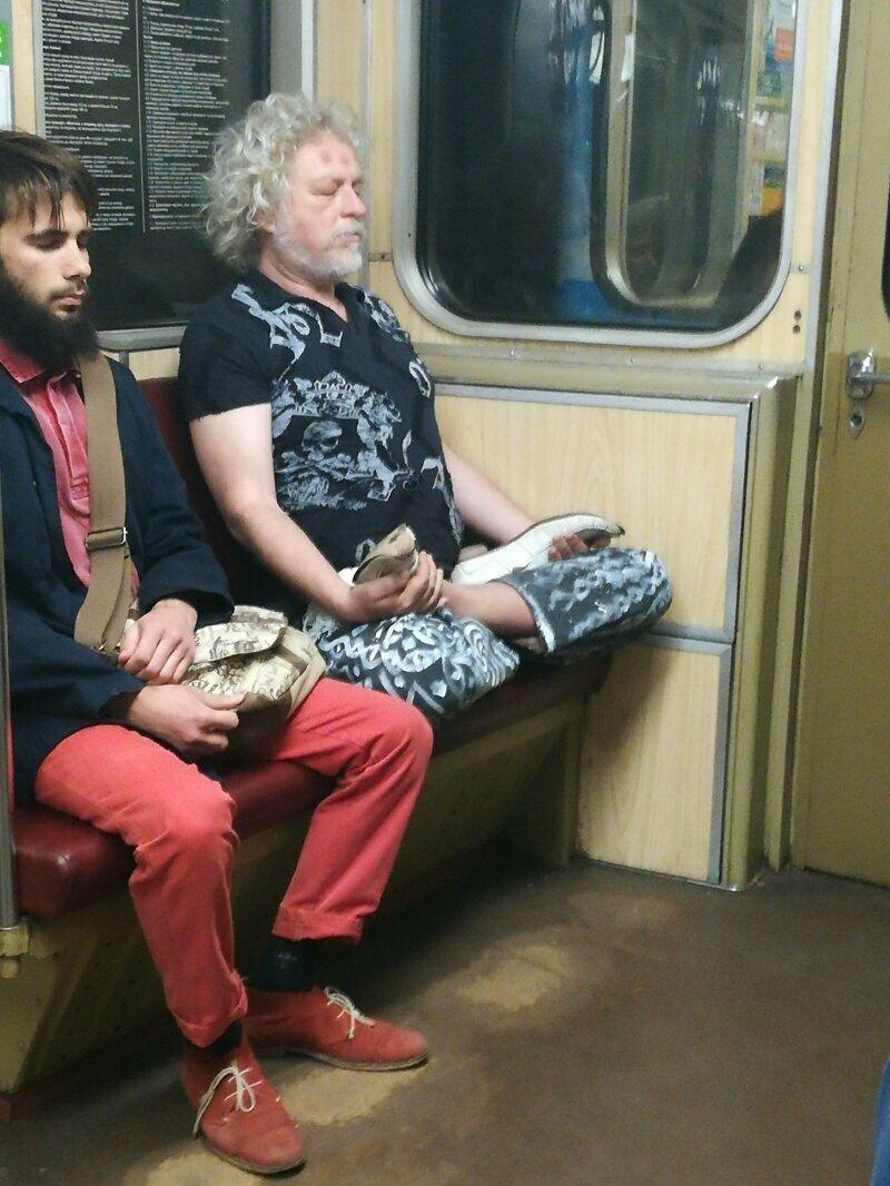 Дзен в метро