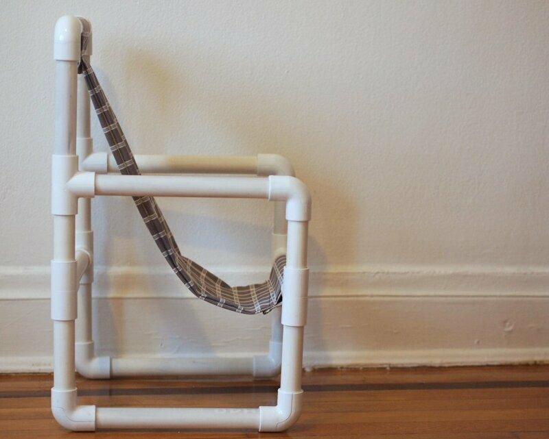 И кресло для отдыха изобретательность, пвх, пвх-изыски, пвх-трубы, подборка, прикол, юмор