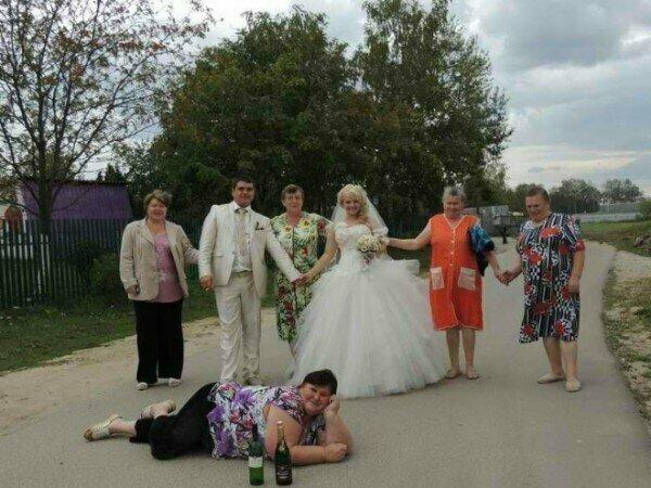 Свадьбы в формате деревня-edition