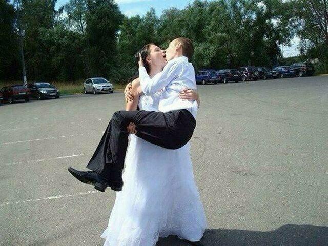 Ох уж этот безумный свадебный переполох