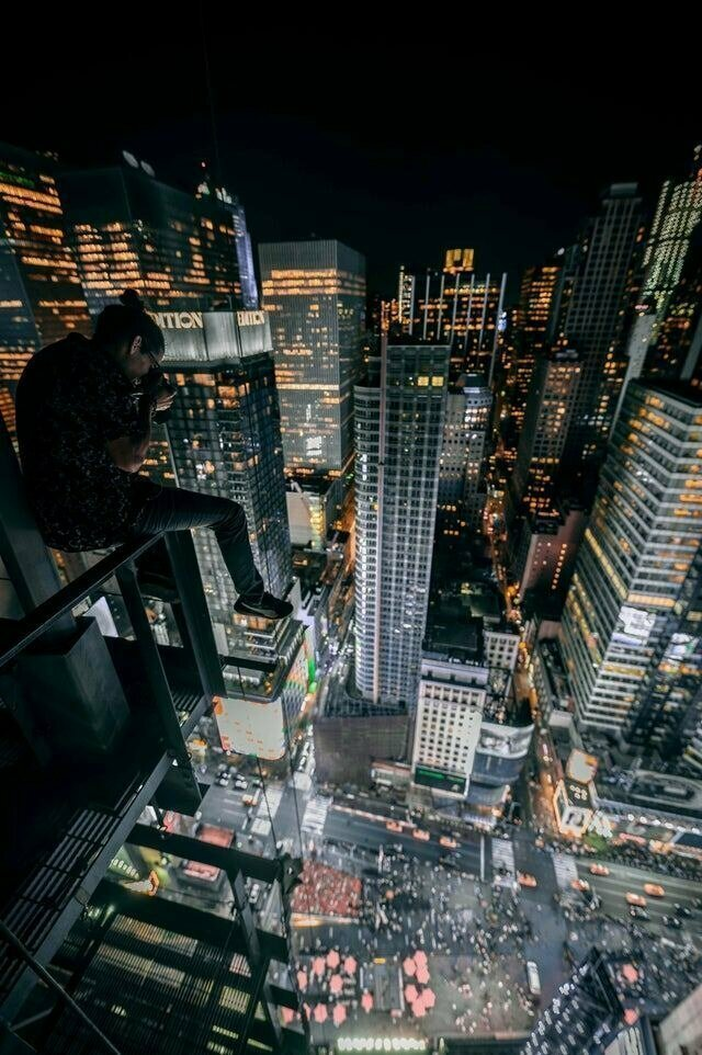 Ночь над Таймс сквер