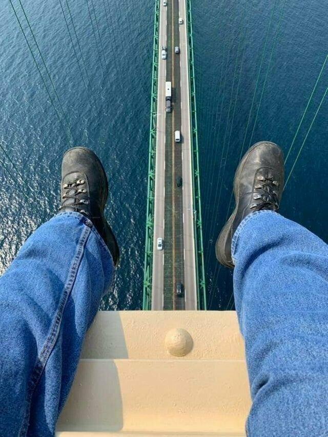 Надсмтрщик над мостом