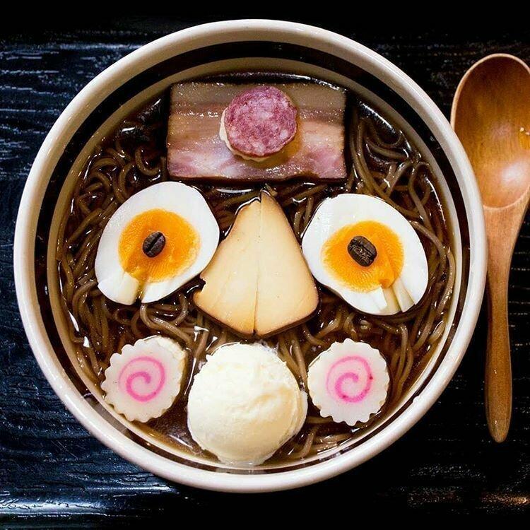 Кофейная лапша жизнь, подборка, странность, фотография, фотомир, явление, япония