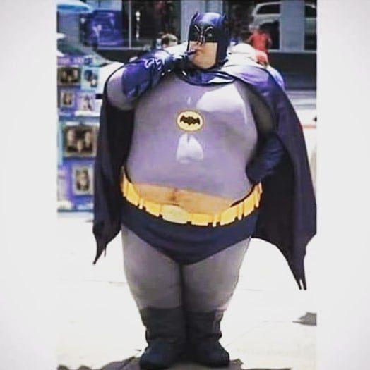 Изнанка жизни Бэтмена
