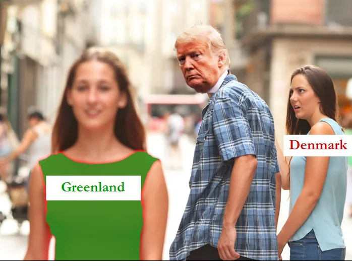 Трамп захотел приобрести недвижимость за границей и решил купить Гренландию