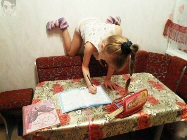 Давайте детям больше простора для творчества