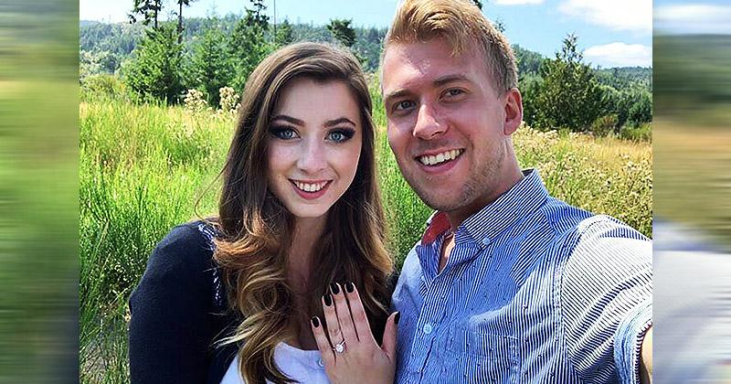 История о том, как девушке с амнезией сделал предложение её же муж