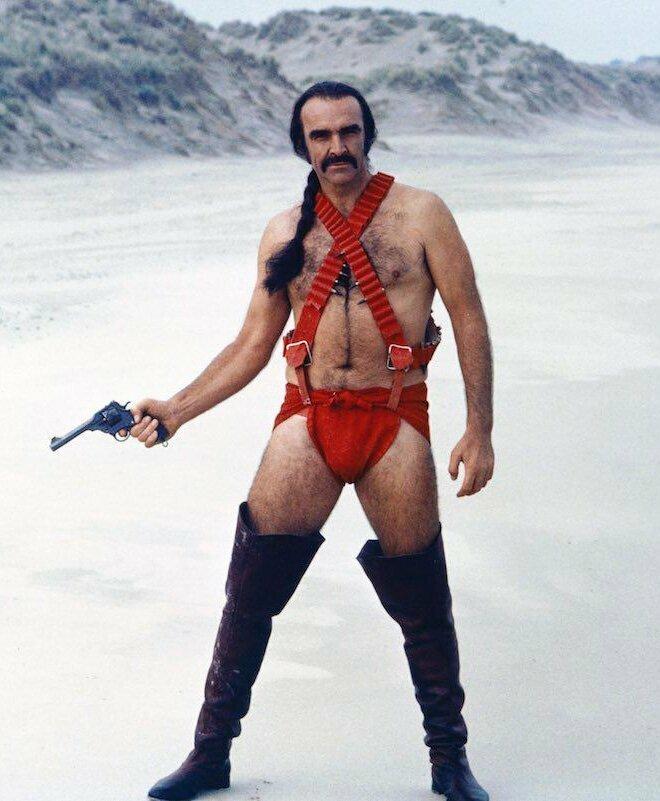 """""""Зардоз"""", снятый в 1974 году, - безусловно, один из самых странных фильмов в истории"""