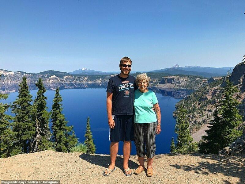 Национальный парк Кратер Лейк, Орегон
