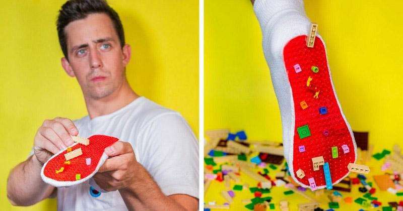 ЛЕГО-носки Lego Socks™️