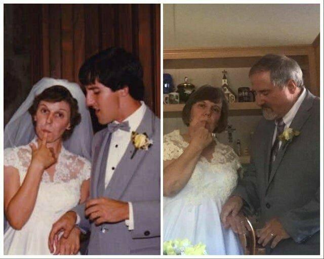 """""""Мои родители празднуют 37 лет совместной жизни"""""""