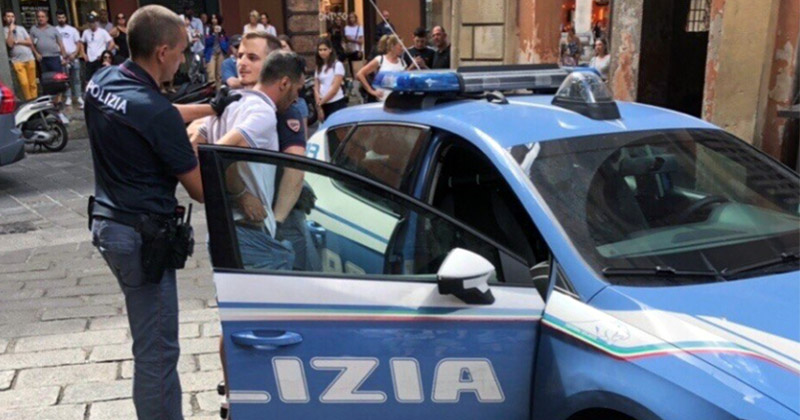 Итальянский карманник пожалел, что напоролся на российских туристов