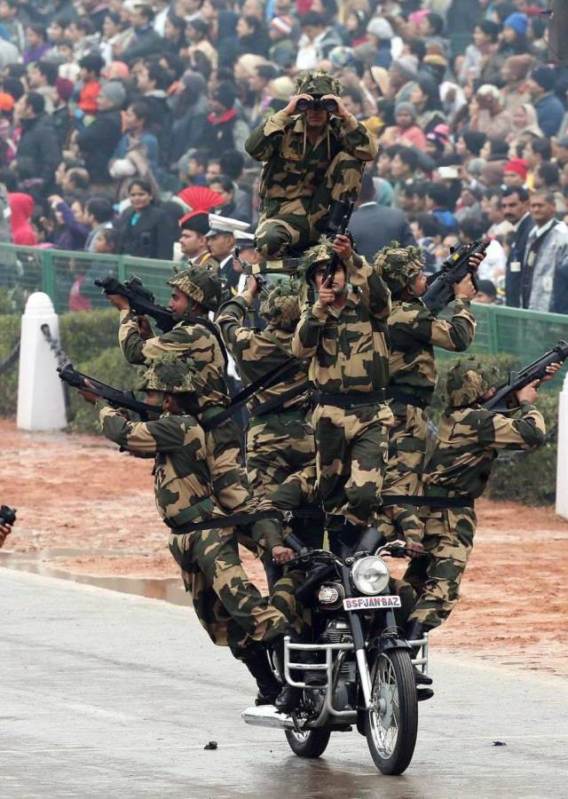Самая дерзкая армия в мире