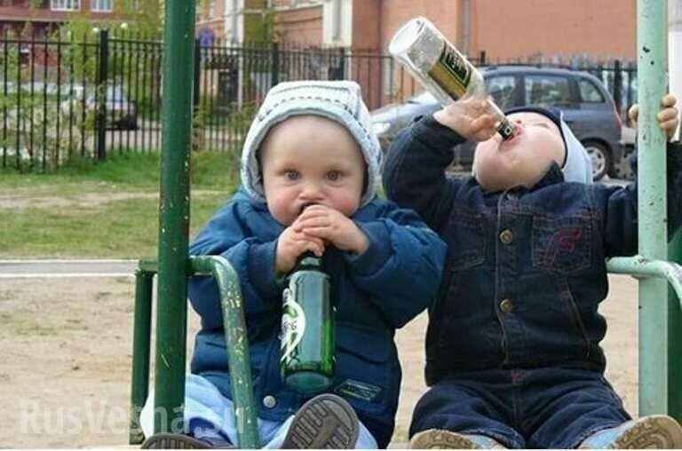 Алкоголизм может передаться по наследству