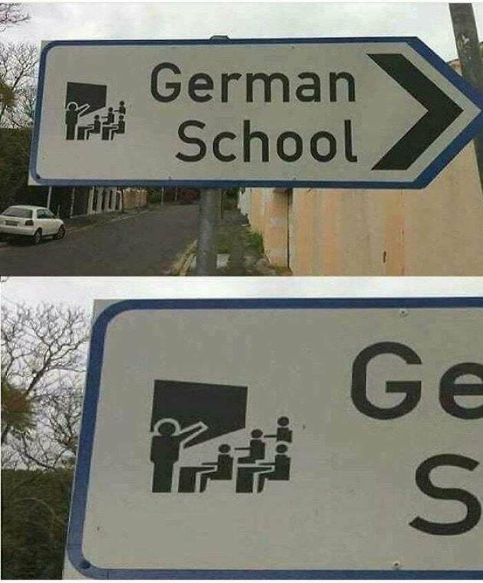 """""""Немецкая школа"""". И жесты знакомые"""