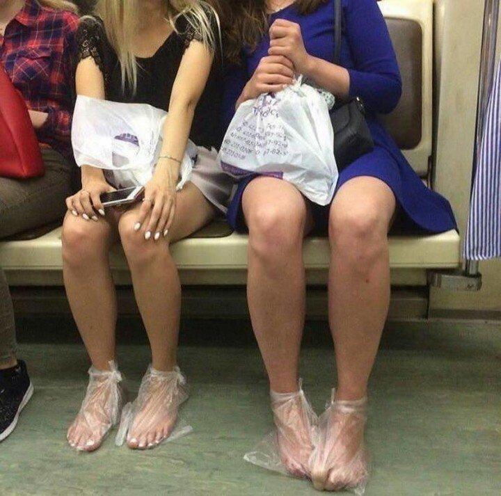 Метрошная мода
