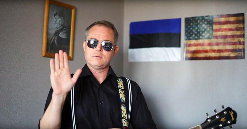 Humor.FM эксклюзив. Новый скетч от Студии NZ: Эстонский ответ коварным русским