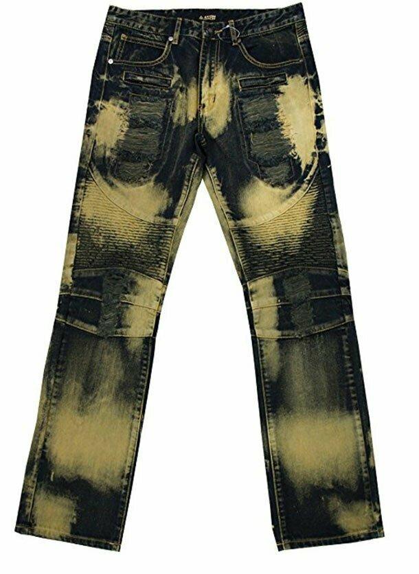 """16. """"Грязные"""" джинсы. Ну что тут скажешь. Купил новые джинсы уже в грязи - можешь идти валяться в ней дальше, никто не держит"""