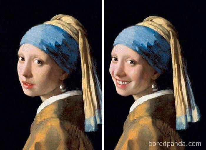 Девушка с жемчужной сережкой, Ян Вермеер