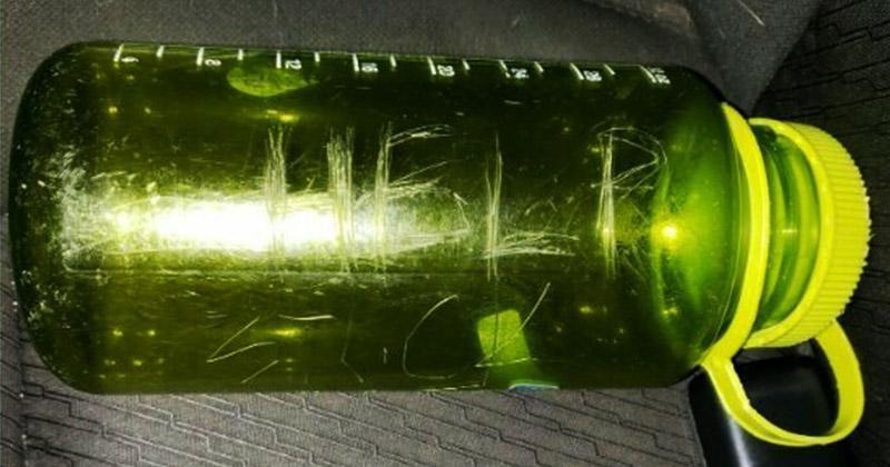 Оказавшихся в ловушке туристов помогло спасти послание в бутылке