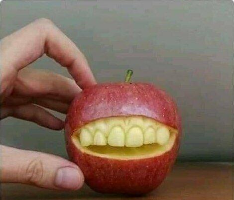 Украшай фруктовую тарелку правильно!