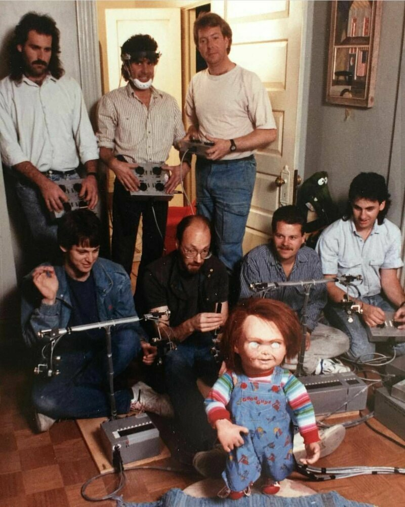 Детские игры, 1988