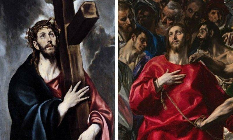 Если цвета на картине максимально контрастные, а у людей измождённые бородатые лица — это Эль Греко