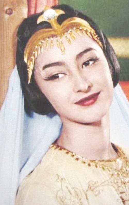 Додо Чоговадзе. Красавица из Грузии снялась всего в трех фильмах