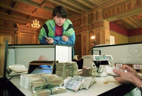 Великие и ужасные: фотосвидетельства 90-х