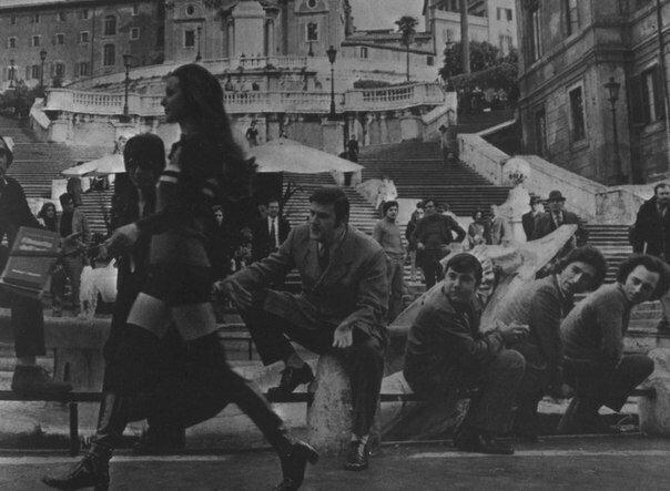 16. Кое-что остается неизменным, Рим, 1973 год
