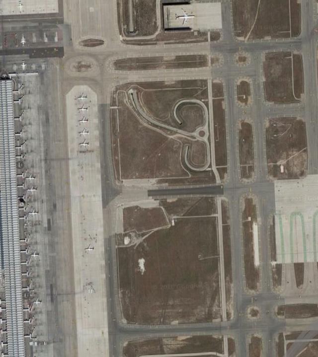 8. Дорога в аэропорту