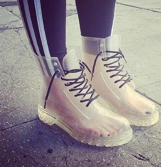 """Обувь """"Два в одном"""""""