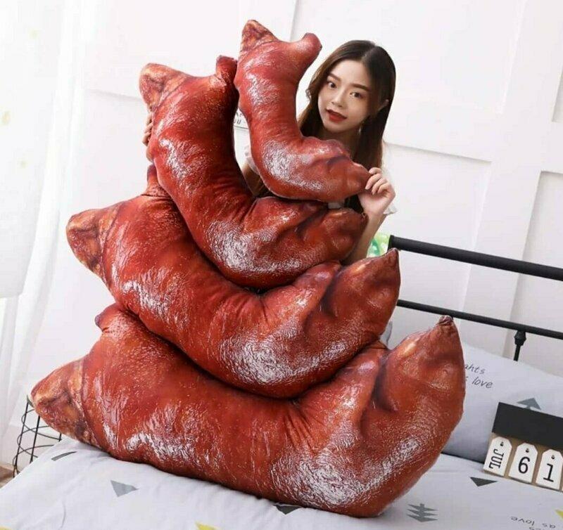 Сюрприз: в Китае производят множество удивительных вещей