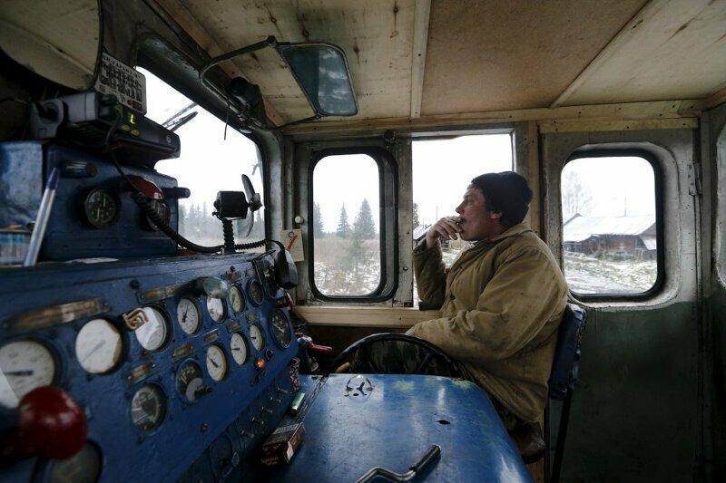 Глубинка: куда ведут эти бесконечные российские рельсы
