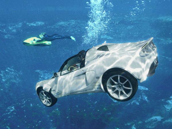Можно ли выбраться живым из тонущей машины и как это сделать?