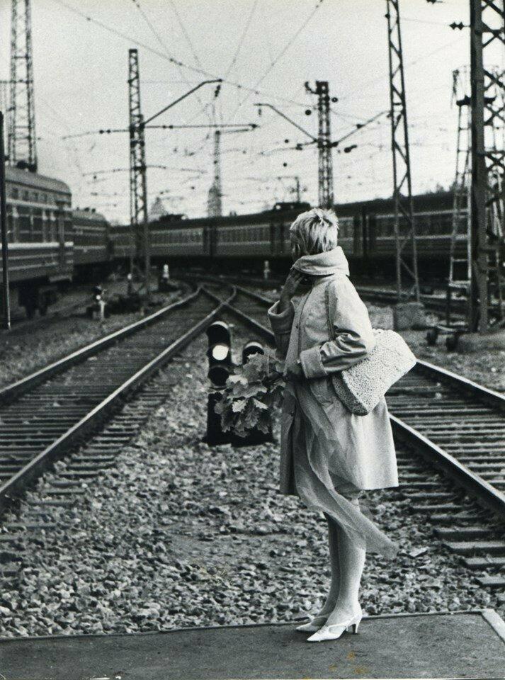 Рига. 1970-1972