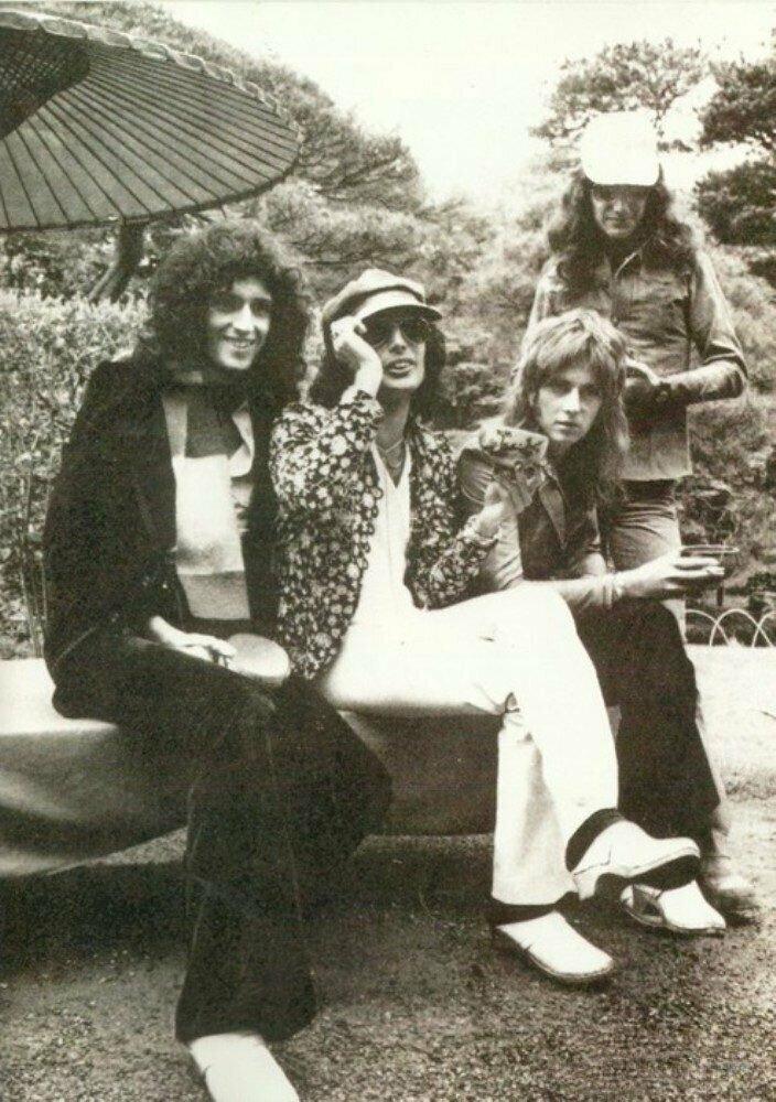 Queen 70-е