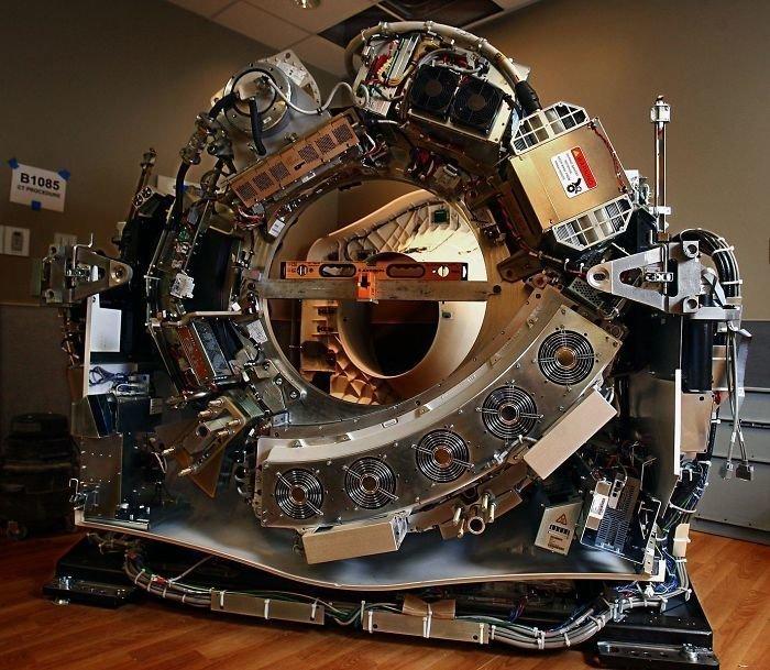 Аппарат компьютерной томографии без корпуса