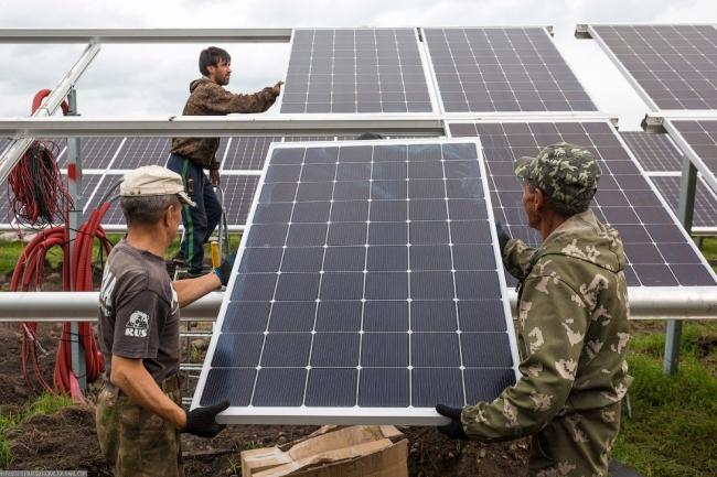 Как будем получать энергию? Альтернативно