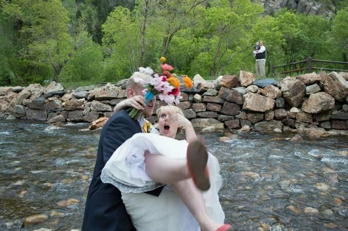 12. Лучшие свадебные фото