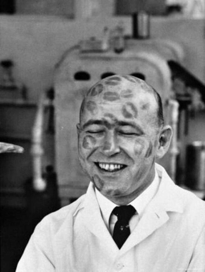8. Тестирование губной помады, 1950-е годы