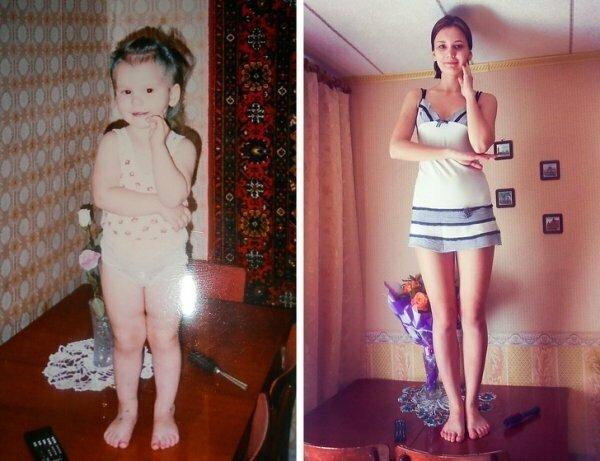 «Разница в 130 сантиметров».