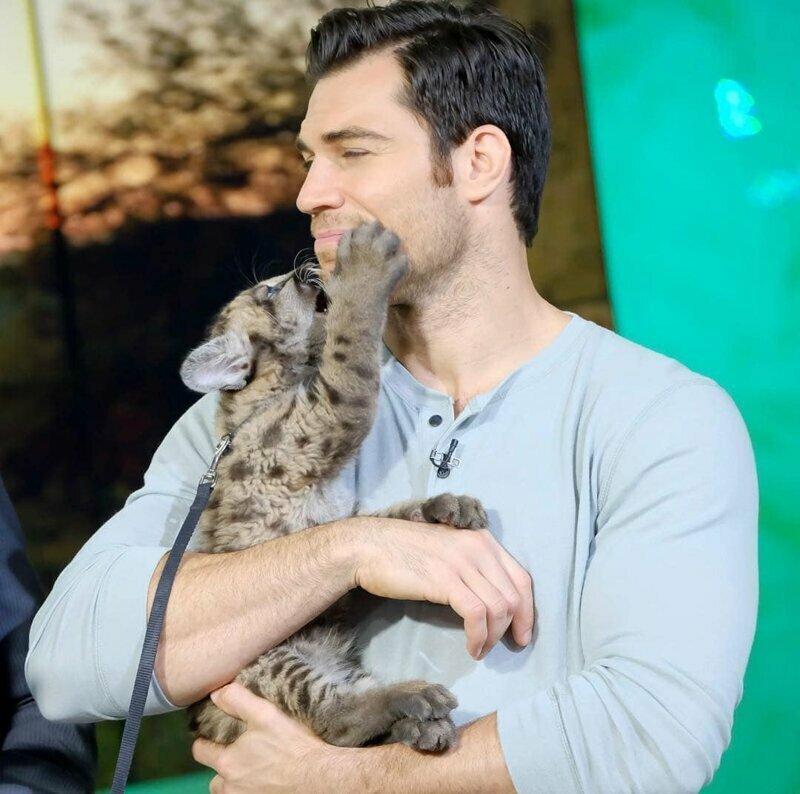 Сексуальный ветеринар покорил Интернет