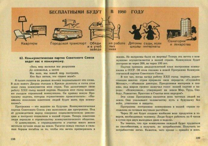 Коммунизм в 1980-м