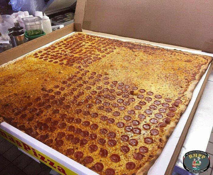 Американская сеть пиццерий Big Mama's & Papa's