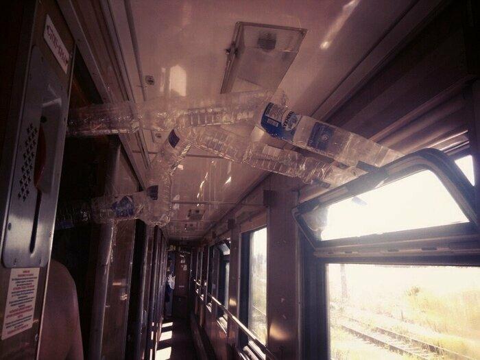 Смешно? А давно вы добирались двое суток на поезде без кондиционера до моря?