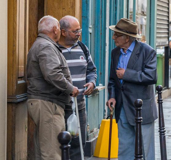 Доходы и расходы: каково быть пенсионером во Франции