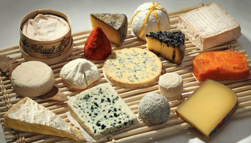 74 килограмма сыра